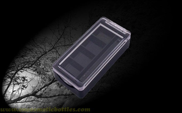 Max rectangle plastic compact-No.1001