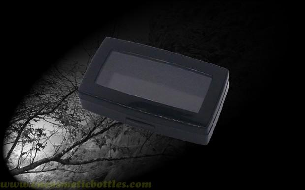 Robbie rectangle plastic compact-No.1008